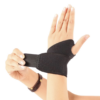 Wrist support for arthritis and gym Tunnel Vision