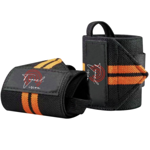 Wrist wraps for gym and weight lifting Tunnel Vision